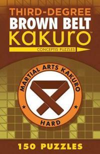 Third-Degree Brown Belt Kakuro