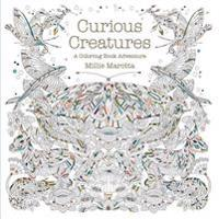 Curious Creatures: A Coloring Book Adventure