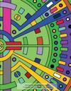Libreta de Papel Cuadriculado, Cuadrados de 1 Centemetro, 160 Paginas: Libreta 21,59 X 27,94 CM, Perfecta Para La Asignatura de Matematicas En La Escu