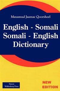 Somali - English Dictionary