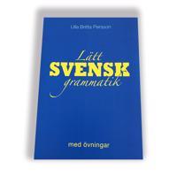 Lätt svensk grammatik med övningar