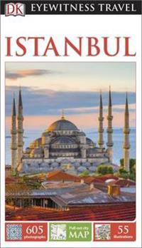 DK Eyewitness Travel Guide Istanbul