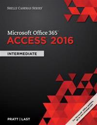 Shelly Cashman Microsoft Office 365 & Access 2016