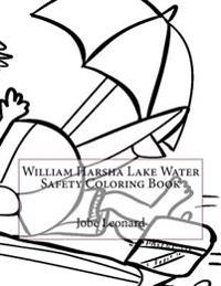 William Harsha Lake Water Safety Coloring Book