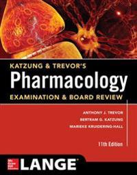 Katzung & Trevor's Pharmacology Examination and Board Review,11th Edition