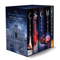 The Lunar Chronicles Boxed Set: Cinder, Scarlet, Cress, Fairest, Winter