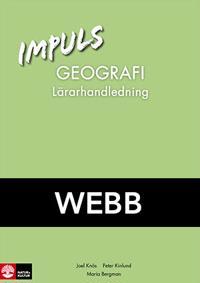 Impuls Geografi Lärarhandledning (upplaga 1:2)