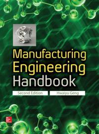 Manufacturing Engineering Handbook, Second Edition