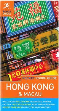 Rough Guide Pocket Hong Kong & Macau