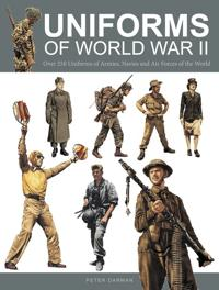 Uniforms of world war ii - over 250 uniforms of armies, navies and air forc