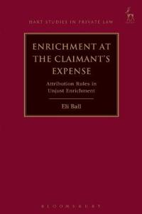 Enrichment at the Claimant's Expense