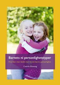Barnets ni personlighetstyper - Camilla Eftevaag pdf epub
