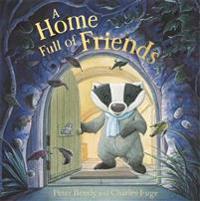 A Home Full of Friends -  - böcker (9781444920567)     Bokhandel