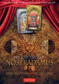 Lost Tarot of Nostradamus Kit