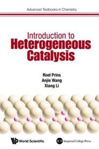 Introduction to Heterogeneous Catalysis
