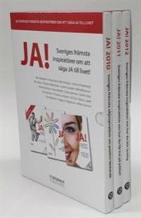 JA! Sveriges främsta inspiratörer om att säga JA till livet