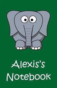 Alexis's Notebook