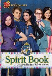 Disney Descendants: Auradon Prep Spirit Book: Highlights and Memories