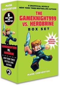 The Gameknight999 Vs. Herobrine Box Set
