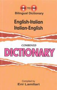 English-ItalianItalian-English One-to-One Dictionary