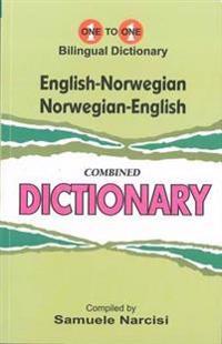 English-NorwegianNorwegian-English One-to-One Dictionary