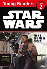 Star wars the force awakens: finn & the first order - star wars young reade