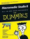 Macromedia Studio 8 All-In-One Desk Reference for Dummies
