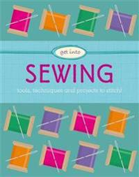 Get into: sewing