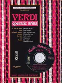 Verdi - Arias for Soprano: Music Minus One Soprano