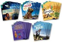Oxford Reading Tree TreeTops inFact: Oxford Level 16/17: Pack of 30