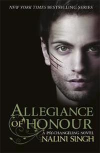 Allegiance of honour - book 15
