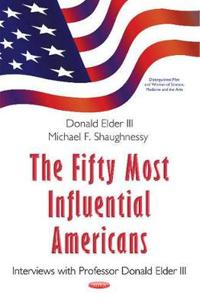 The Fifty Most Influential Americans