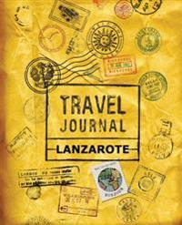 Travel Journal Lanzarote