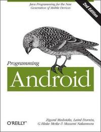 Programming Android, 2 edition