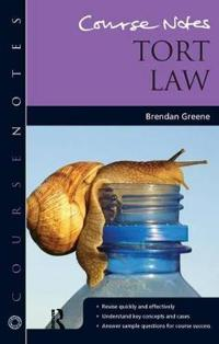 Course Notes - Tort Law