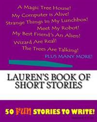Lauren's Book of Short Stories