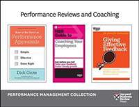 Performance Reviews and Coaching: The Performance Management Collection (5 Books)