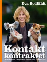 Kontaktkontraktet En bok om människans samspel med hunden - från valp till vuxen