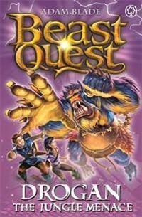 Beast Quest: 97: Drogan the Jungle Menace