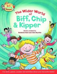 Oxford reading tree read with biff, chip & kipper: the wider world of biff,