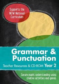 Year 2 Grammar and Punctuation Teacher Resources: English Ks1 [With CDROM]