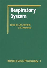 Methods in Clinical Pharmacology-Respiratory System
