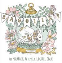Sagolikt - En målarbok
