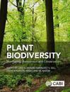 Plant Biodiversity: Monitoring, Assessment and Conservation