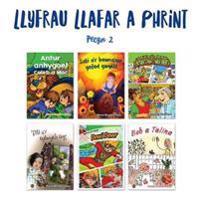 Llyfrau Llafar a Phrint - Pecyn 2