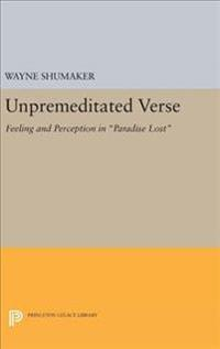 Unpremeditated Verse