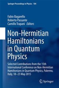 Non-hermitian Hamiltonians in Quantum Physics