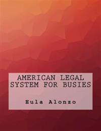 American Legal System for Busies