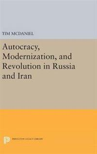 Autocracy, Modernization, and Revolution in Russia and Iran