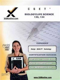 CSET Biology-Life Science 120, 124
